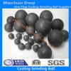 Bola de pulido echada cromo de los medios del molino de bola
