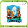 カスタマイズされた昇進のギフトの装飾常置冷却装置磁石の記念品ロンドン(RC-イギリス)