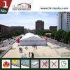 Grande tenda libera della tenda foranea del partito della portata all'interno del baldacchino di cerimonia nuziale di vista