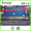 Frein fonctionnant Wc67k-125/4000 de machine à cintrer/presse de plaque