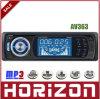 Appui de joueur de MP3 de la voiture AV363 en avant et vers l'arrière