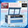 A estaca do laser do CO2 Akj1390h-2 e grava a máquina para a promoção