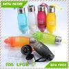 Heiße Verkaufs-Zitronedetox-Wasser-Flasche mit Griff