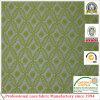 Tissu noir de lacet de polyester de couleur pour le mariage et les vêtements (C0030)