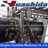 Ligne de enroulement de refoulement d'extrusion de pipe renforcée par acier de machines de pipe ridée par HDPE