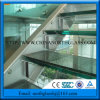 Vidro laminado de vidro Tempered da decoração da escada da etapa com baixo preço