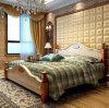 Festes hölzernes Bett-moderne doppelte Betten (M-X2313)