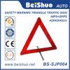 Signal d'alarme r3fléchissant de triangle de circulation de sûreté