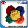 도매 Alibaba High Quality Recycled Solid Polyester Staple Fiber 1.5D*51mm