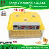 Ce van 48 Eieren van de Thermostaat van de incubator merkte Mini Automatische Incubator
