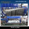 Manufatura da máquina de fatura de gelo do bloco do baixo preço
