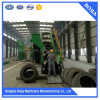 Planta recicl do pó do pneu de borracha, linha de produção de borracha da migalha do pneumático