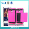 이동할 수 있는 Phone Case Samsung Note 4를 위한 2 In1 TPU+PC Cell Phone Case