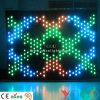 DJ-Stufe-Geburtstagsfeier-Hintergrund-Dekoration-feuerfestes videotuch LED