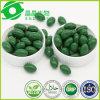Supplemento morbido della capsula di Spirulina della polvere verde