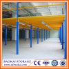 Plataforma de rejilla por completo utilizada barata de la estructura de acero del espacio de China