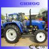 Maquinaria de granja agrícola del alimentador HP40 de la rueda del alimentador de granja 4WD