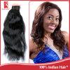 若い女の子のインドのバージンのRemyの人間の毛髪の拡張