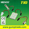 Mengs&reg ; Éclairage LED de T10 Sv8.5 Ba9s 2W Auto avec du CE RoHS SMD 2 Years'warranty (120140020)