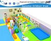 A casa interna do jogo do jardim de infância caçoa os jogos do grupo (HC-22327)