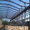 Prefab светлая стальная структура с домом крыши щипца