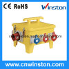 WST-0301 IEC / Cee estándar móvil de la energía del zócalo Box