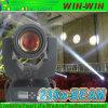 200W DMX DJ profissional irradiam luz principal movente