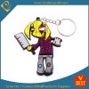 PVC Keychain de la aduana para Promotional Gift