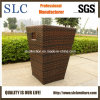 De Pot van de Bloem van de rotan/Pot van de Bloem van de Pot van de Bloem van de Tuin de Plastic (Sc-8041-2)