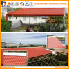 PVC Synthetic Resin Roof Sheet de Season Solutions de la lluvia en la India