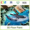 Pintura caliente del suelo de las combinaciones de color de la venta 3D con precio bajo