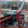 Машина гидровлического барабанчика деревянная откалывая