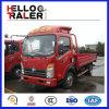 HOWO 가벼운 의무 트럭 4X2 작은 화물 트럭 소형 트럭