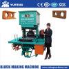 Machine colorée /Brick de bloc de machine à paver faisant la machine