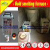 Fondeur d'or de machine de four de prix bas pour la fonte d'or dans la barre d'or