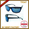 Óculos de sol do CE de Occhiali da cor verdadeira do Tr da etiqueta Tr047 confidencial
