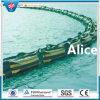 Нефтяные бумы PVC нефтяных бумов/моря померанцового PVC нефтяных бумов/сдерживания PVC