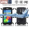 Waterproof estupendo Shockproof Metal Caso para Samsung
