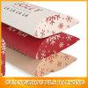Дешевые бумажные коробки подушки подарка