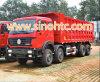 Beiben 8X4 371HP para el carro del camión de Dubai