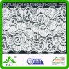 Abstraktes Blumen-Auslegung-dichtes Garn-elastische Spitze-Zutat