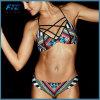 Beachwear sexy coloré de bikini de mode pour Madame