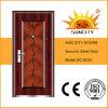 使用された錬鉄のドアは30 x 78外部の鋼鉄ドアゲートで制御する(SC-S020)を