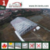 100-1000 les gens Outdoor Dining Catering Concert Musical Tent avec Wholesale Decoration