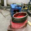 macchina di indurimento di induzione dell'asta cilindrica di frequenza ultrasonica di 80kw IGBT