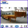 2017 Nieuwe Stijl 2/3 Aanhangwagen van de Container van het Nut van Assen Flatbed