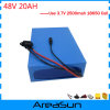 batería eléctrica de la bici de 48V 20ah