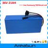 21ah 1000W 36V 21ah Ebike電池