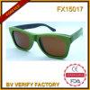 Fx15017 de Nieuwe Zonnebril China van het Skateboard van het Ontwerp Met de hand gemaakte