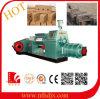 Machine de fabrication de brique bon marché d'argile de boue de saleté des prix de bonne qualité de la Chine (JKR35/35-15)